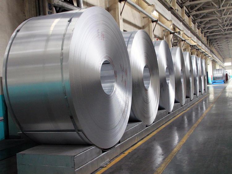 各种厚度的铝箔成品及毛料 铝箔毛料 家用箔 单零箔双零箔空调箔
