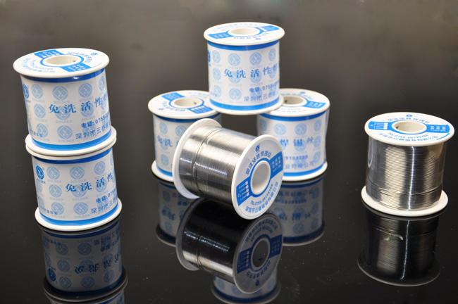 供应Sn63/Pb37焊锡丝1.0mm 有各种型号规格按客户要求定制生产