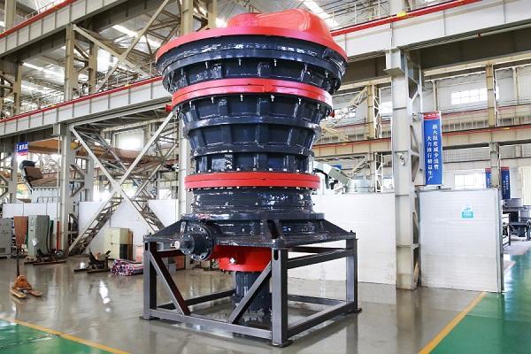 河南旋回式破碎机厂家/旋回式破碎机的加工优势