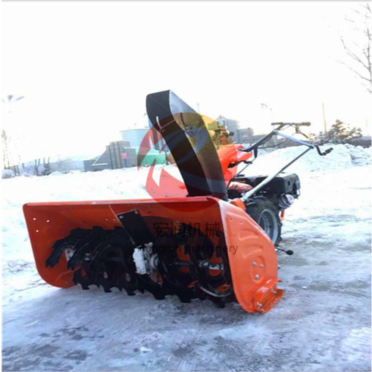 新款小型扫雪机 小型扫雪机械扫雪机价格