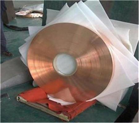 C5191优质磷铜带弹性稳定