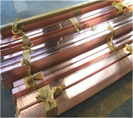T3镀锡紫铜排 耐腐蚀紫铜排可氧化