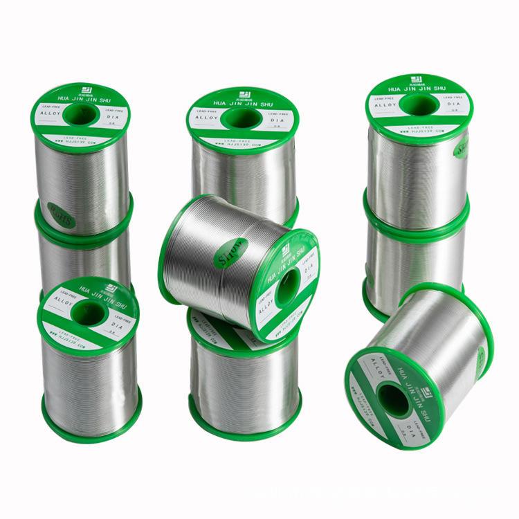 自动焊锡机药芯无铅焊锡丝 Sn99.3Cu0.7环保锡线 自动焊锡丝0.8mm