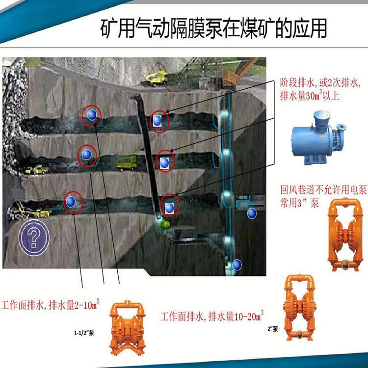 长期出售威尔顿气动隔膜泵   BQG-100/190/370/600/0.2 各种型号