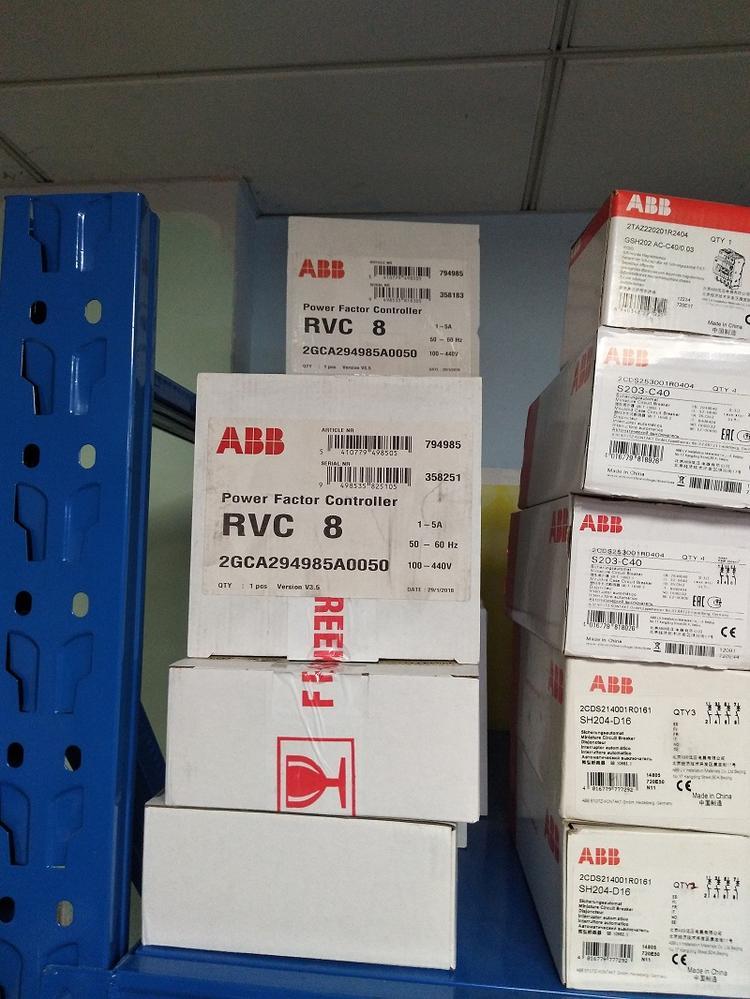 长期出售RVC-8功率因数控制器 库存现货