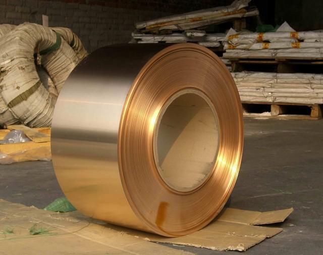 质优价廉紫铜黄铜板带材料定制加工无起订量