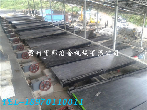 重选钴矿摇床 铅矿泥摇床配件 6-S沙金摇床设备