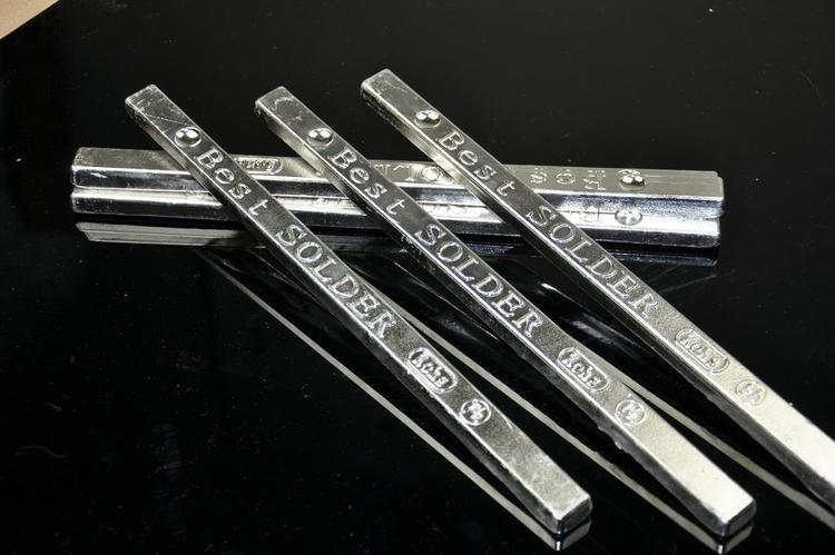 云都锡厂长期大量供应优质焊锡条 25公斤/箱