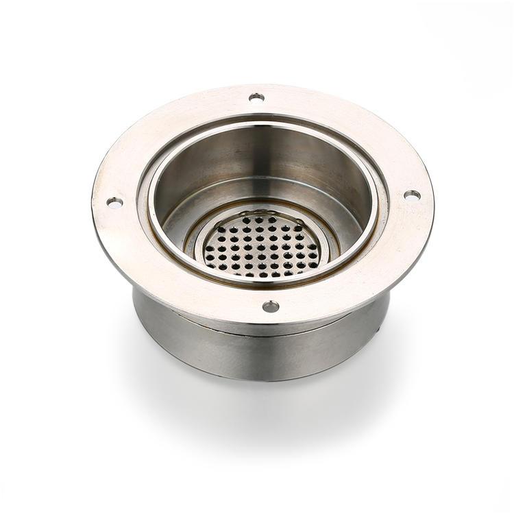 不锈钢型腔外壳壳体零件CNC加工厂家-长鸿精密