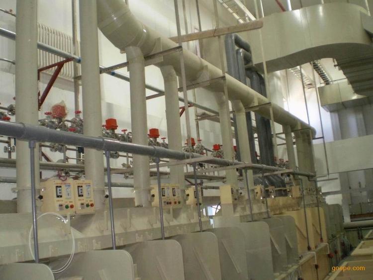 供应 山东废气处理设备厂家 逆流式洗涤塔