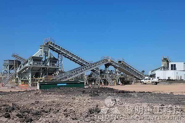 内蒙古花岗岩颚式破碎机建设项目