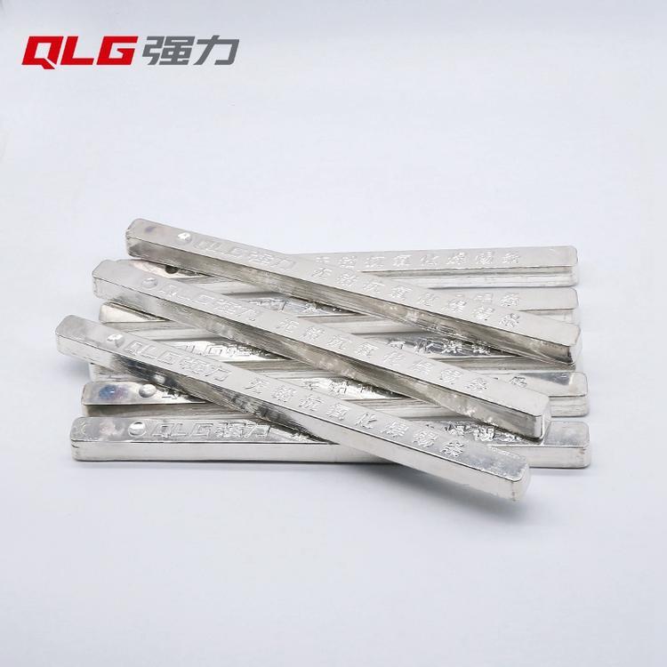 无铅环保波峰焊专用焊锡条Sn99.3Cu0.7亮度好锡渣少浙江大型厂家