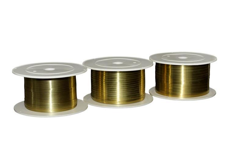 国民铜业 H65黄铜扁线 规格4-0.3 2-0.3 6-0.3 4-0.35 4-0.4