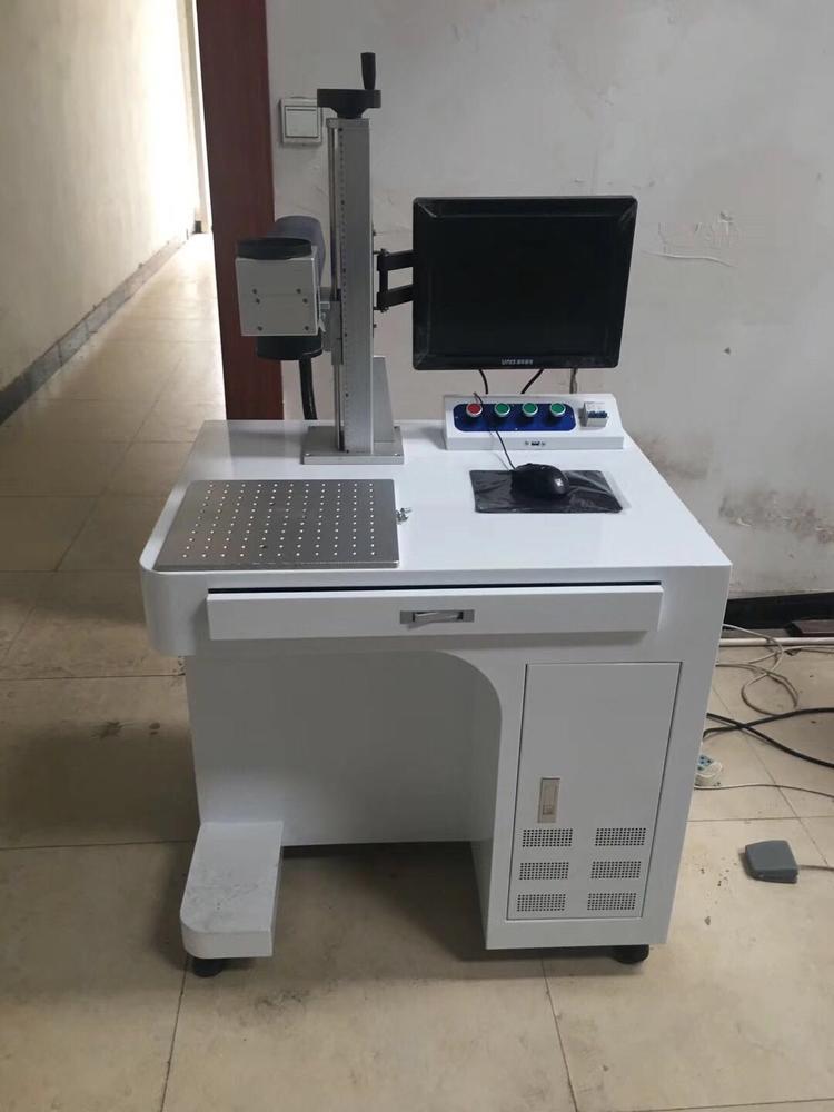铝合金激光打标机-金属制品激光刻字机 激光雕刻机