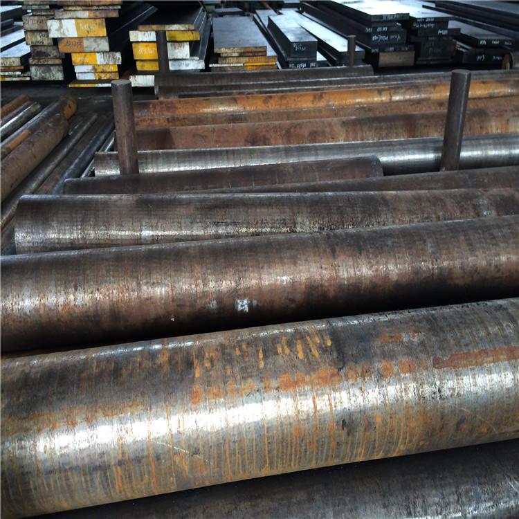 60Si2Mn弹簧钢 圆钢60Si2Mn钢板 热轧板60Si2Mn圆棒扁钢