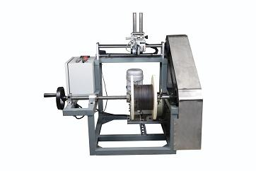 QP500收线机收卷机工字轮收线机