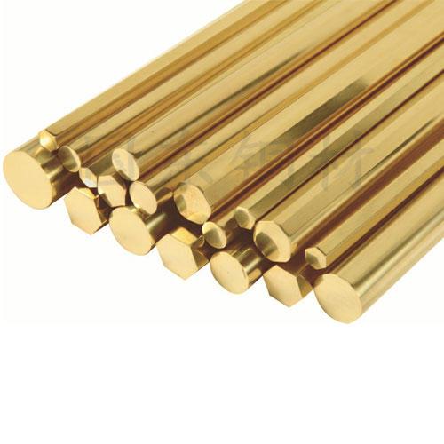 国东铜材厂生产国标黄铜易切削铜棒C3604φ2.0-φ45.0可定制
