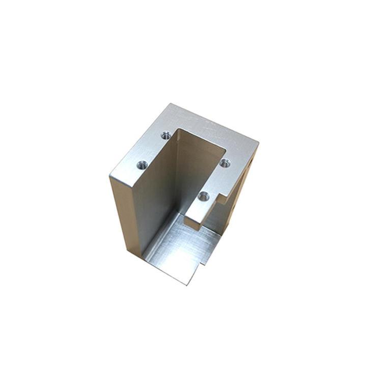 高光铝合金外壳CNC加工定制-长鸿精密