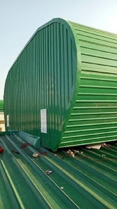 河北曼吉科 屋顶通风器 生产实体厂家 HZT 型号齐全