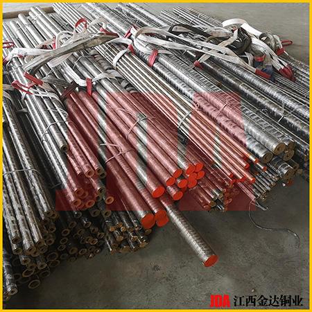 供应国标美标欧标5-5-5 6-6-3锡青铜棒 QSN10-1锡青铜管 磷青铜管