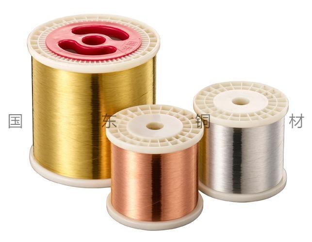 国东铜材厂生产国标黄铜圆线