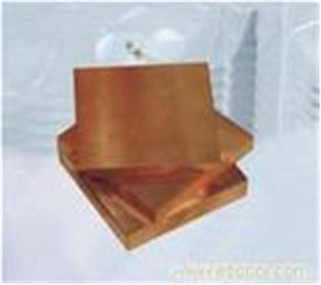 进口C1100环保紫铜板 工业用紫铜板塑性好