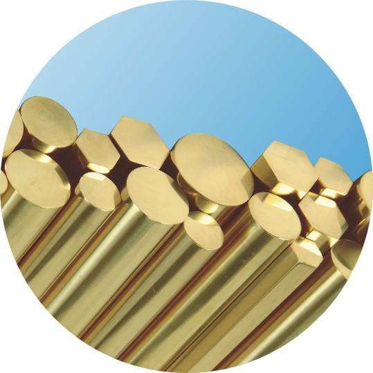 Hpb62黄铜棒:气密性能好