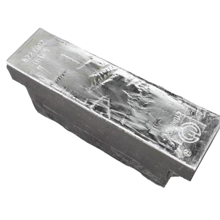 高纯度锡锭Sn99.99  现货直销涂层材料专用锡锭 云锡