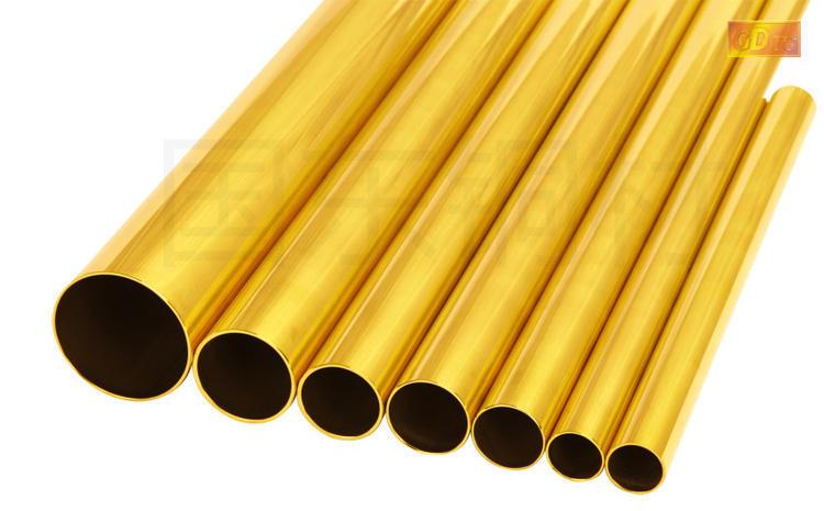 国东铜材厂生产国标黄铜管可定制异型铜材价格面议