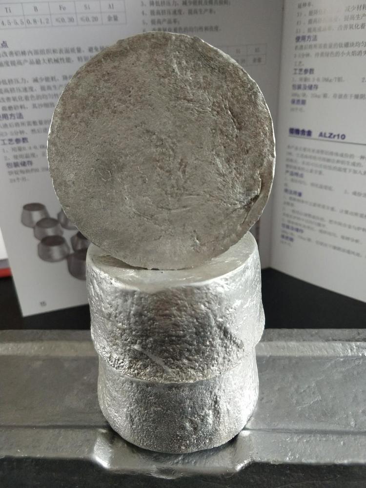 铝钛硼块   ALTi5B1