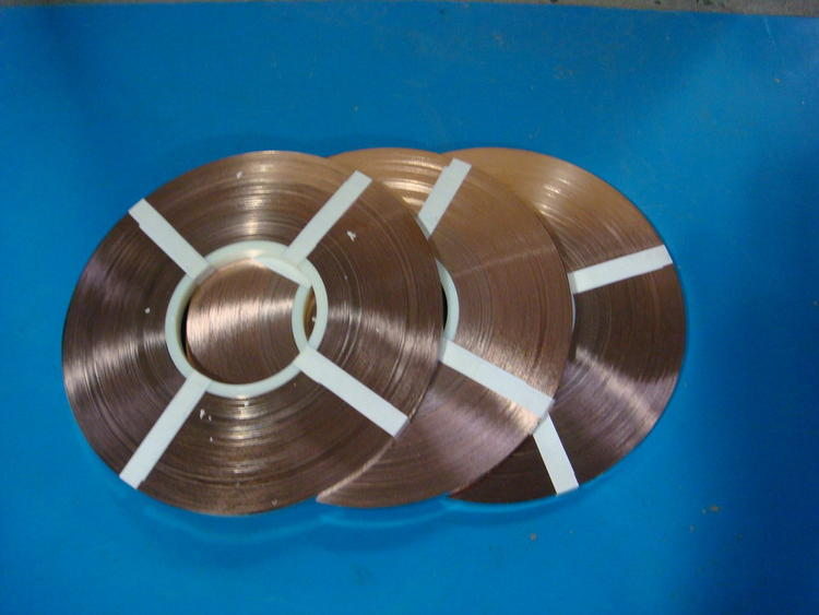 供应镀镍铜带、镀镍钢带