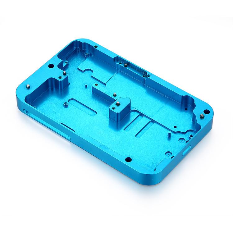 铝合金腔体外壳CNC加工厂家按需定制-长鸿精密