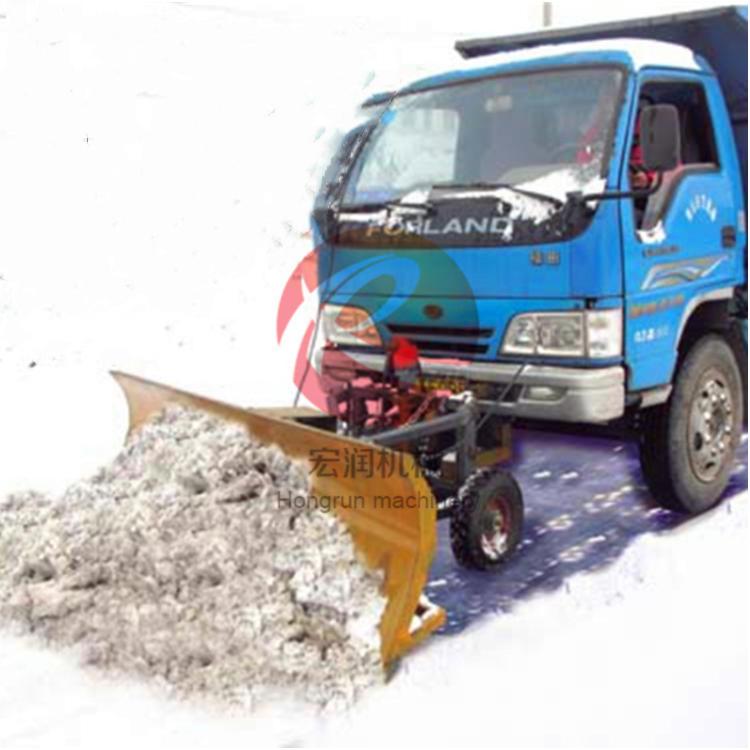 生产扫雪机械设备厂家 小型自动扫雪机 小型扫雪机工作视频