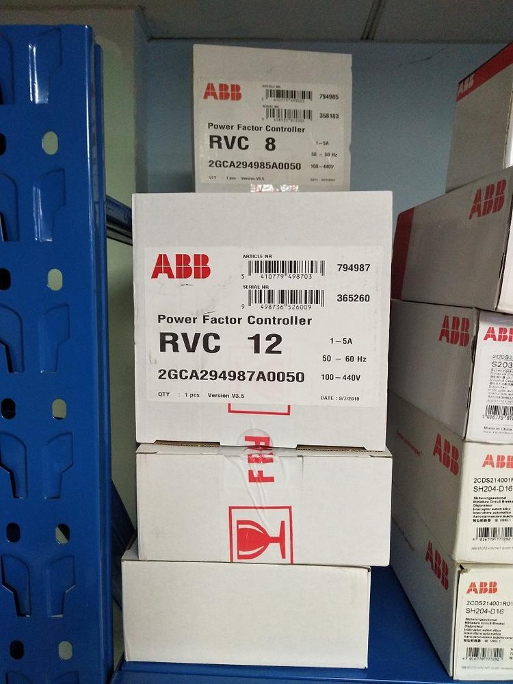 出售RVC-12功率因数控制器 备货库存