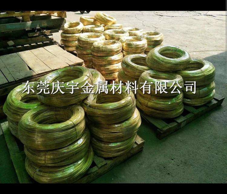 黄铜线厂家,黄铜螺丝线,黄铜铆钉线,半硬黄铜线批发