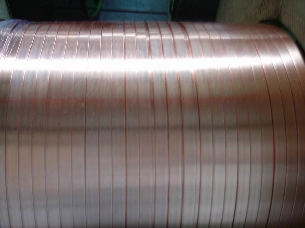 网上澳门赌博平台送彩金越延金属  T2紫铜带  分条加工