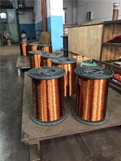 供应漆包铜线厂家,聚酯漆包圆铜线,QZ-1