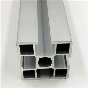 销售2020工字铝型材 2080平开门铝型材 欧标铝型材