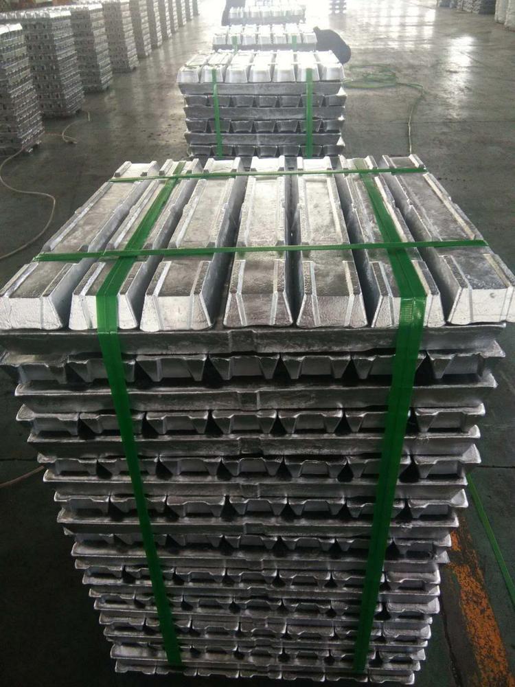 铝合金锭   A356 再生 金利