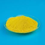 长供铋黄 184黄 钒酸铋        铋黄又称184黄,钛铋黄。目前市场上有钼铋黄,钒酸铋两个类型,是一种黄色粉末颜料。铋黄易分散,不溶于有机物,是一种高环保性能无机颜料。 铋黄 ,以钒酸铋为主要发色成分,对580nm波长光线的反射率与 镉黄和铬黄一样高,故可以不用拼配有