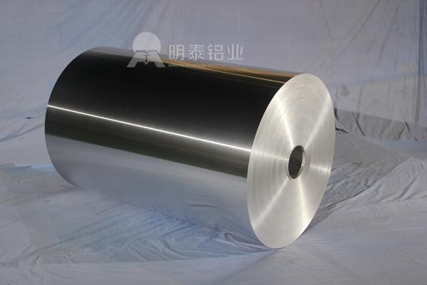 明泰优质8011铝箔