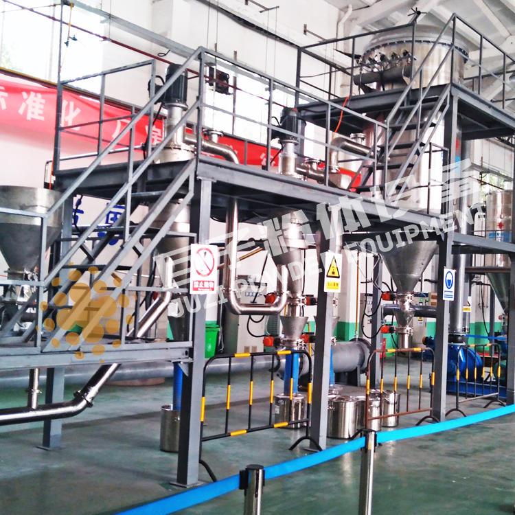 铁粉分级打散设备_涡轮气流分级机_厂家直销