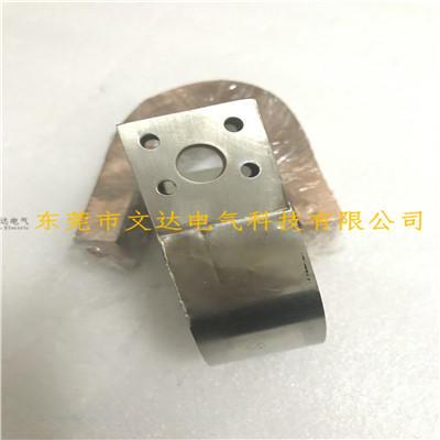 文达定做电气行业设备电池组上用导电带铜箔软硬铜排厂家直销