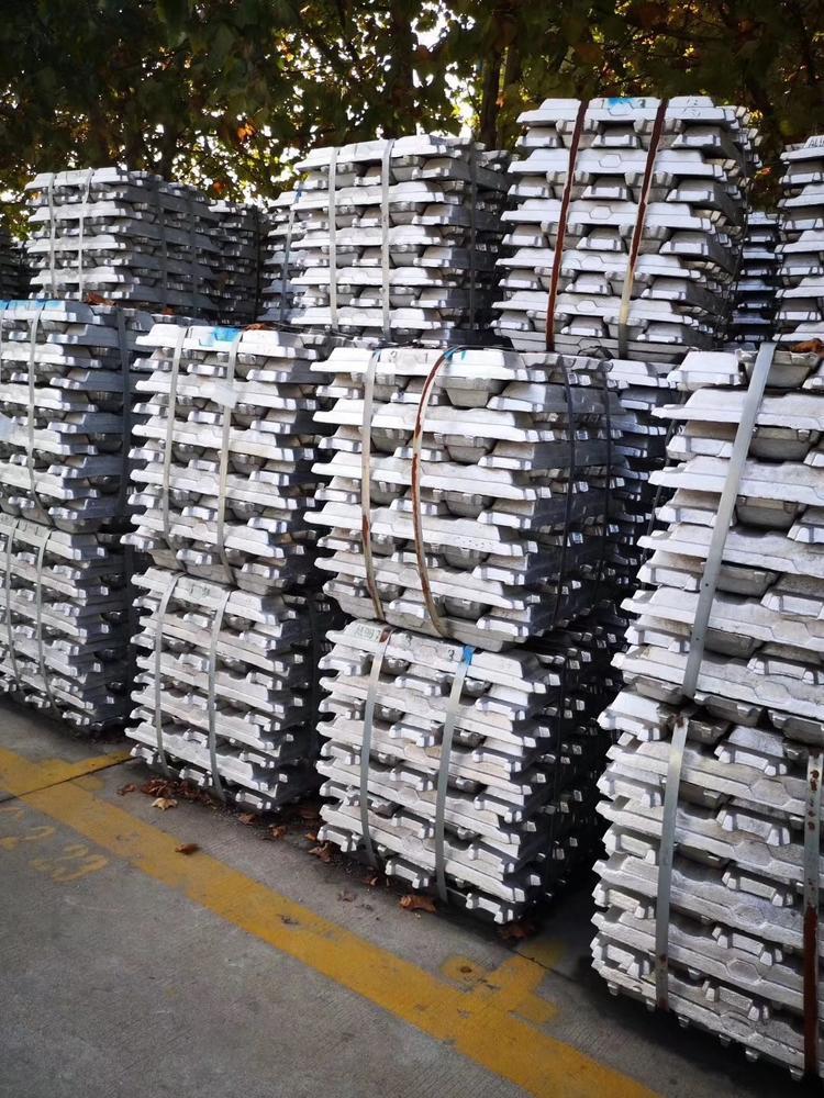 A00重熔用铝锭,汽运直发到厂,al99.7