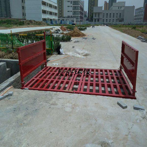 建筑工地渣土车洗轮机设备,量大优惠