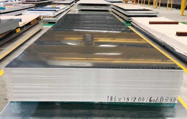 6061-T6铝板厂家6061-T6铝板多少钱
