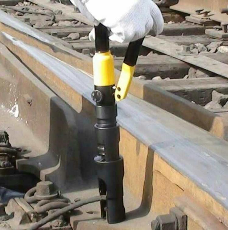 液压塞钉起拔器-液压取线器/液压销钉拔出器9.8mm铁路销钉取出器