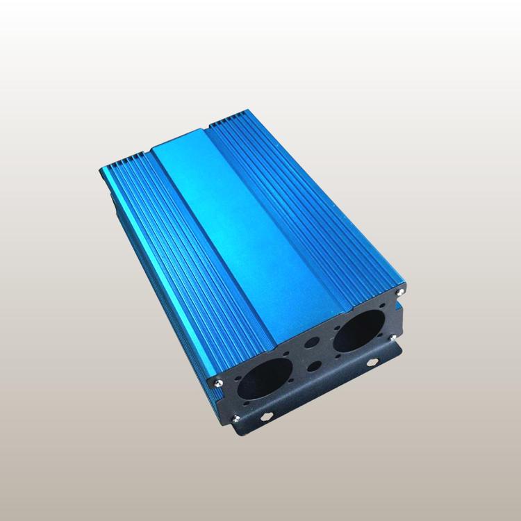新能源汽车铝合金电池外壳CNC加工厂家-长鸿精密