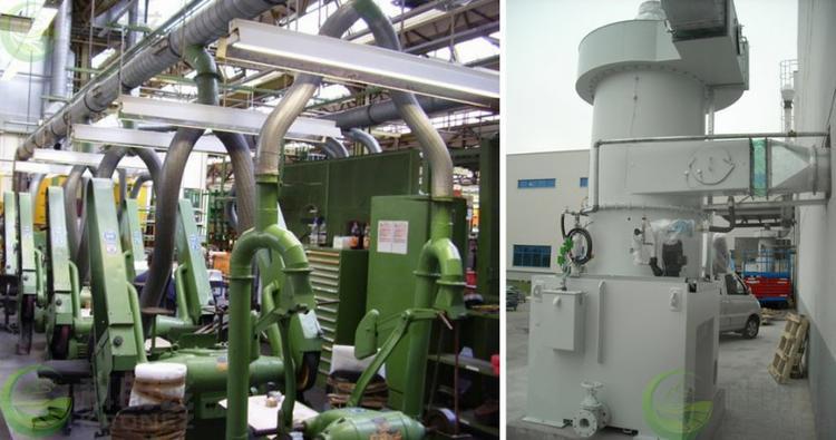科朗兹安全过滤解决方案 湿式除尘器是您的选择