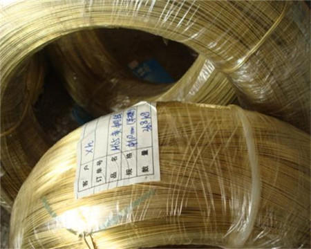 H63黄铜螺丝线强度高